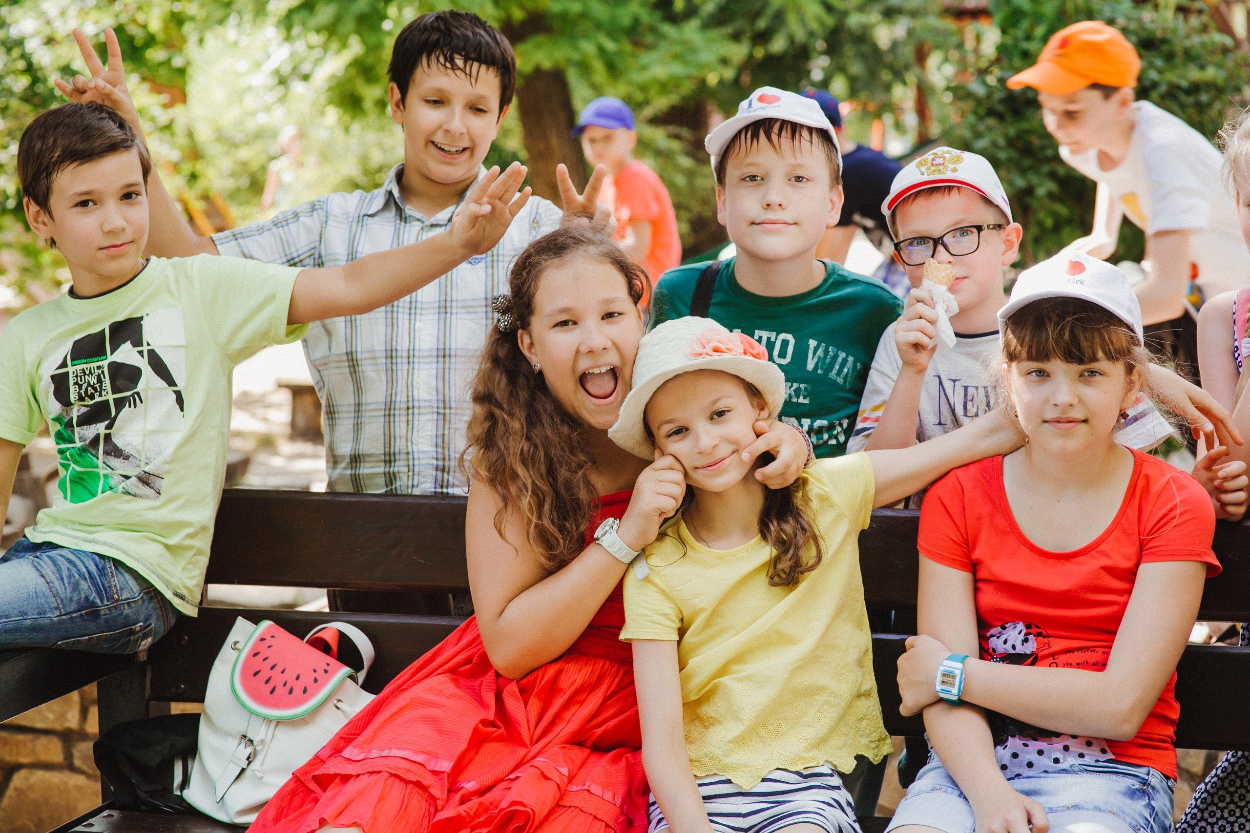 тренинги для детей на знакомство в лагере